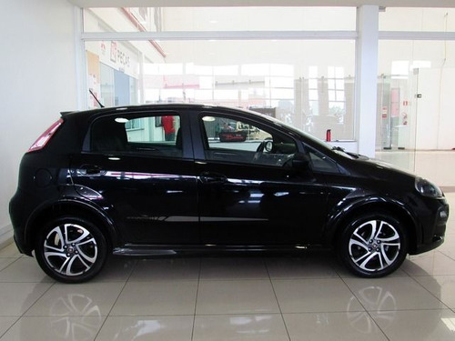 fiat punto blackmotion  dualogic 1.8 16v flex, iwy7f89