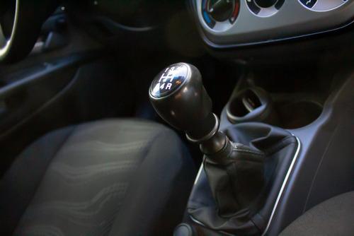 fiat punto elx 1.4 nafta 2008 negro