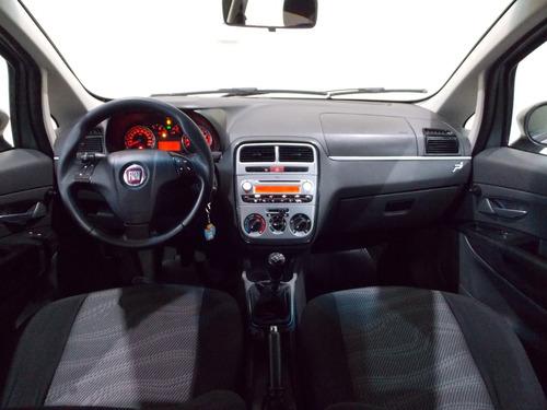 fiat punto elx 2010 1.4 flex completo, air bag, abs + rodas