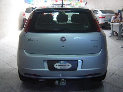 fiat punto essence 1.6 flex aut 2012