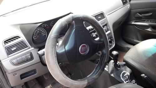 fiat punto, essence, modelo 2011. motor 1.4 fire.