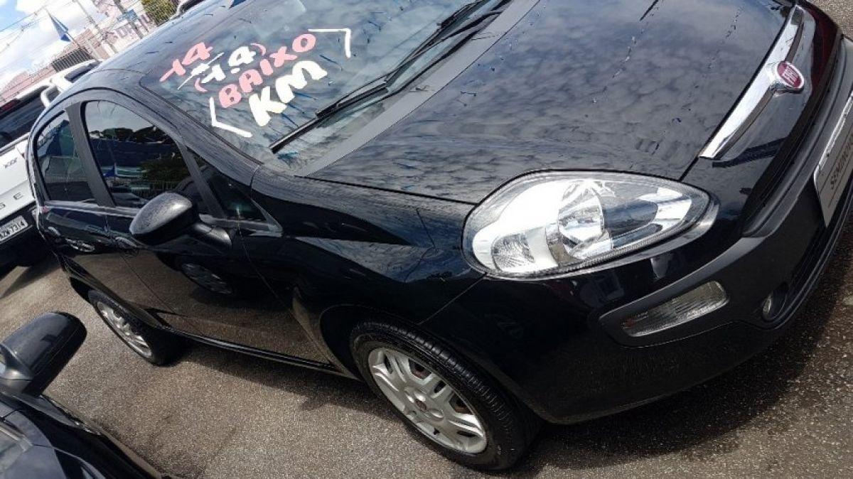 Fiat Punto Evo Attractive 14 8v Flex 2013 2014 R 33900 Em Carregando Zoom