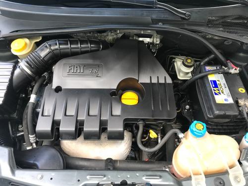 fiat punto hlx 1.8 año 2008 - liv motors