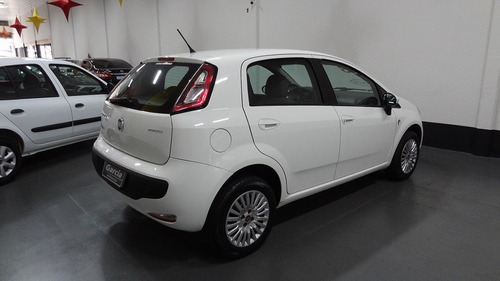 fiat punto (italia) attractive 1.4 (flex)