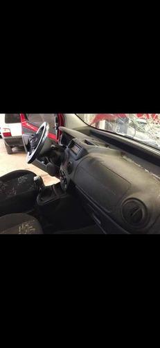 fiat qubo 1.4 dinamiq vidriada asientos chocado y baja total