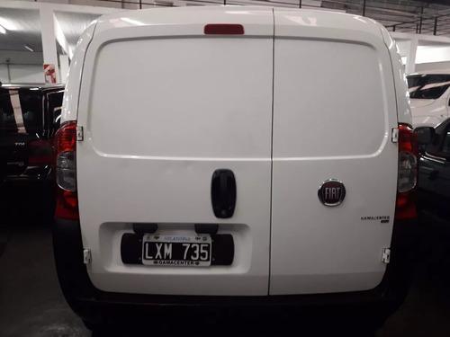 fiat qubo fiorino 1.4 dynamic furgon blanca