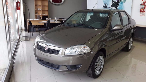 fiat siena  0km financiado // anticipo $42.000 tomo usado