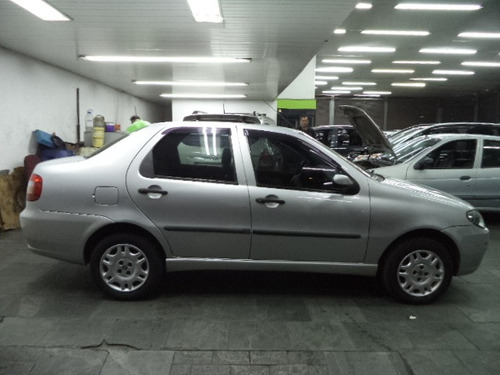 fiat siena 1.0 8v flex fire celebration flex completo 2009