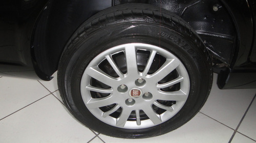 fiat siena 1.0 el flex 2011 completo - ar, pneus novos, novo
