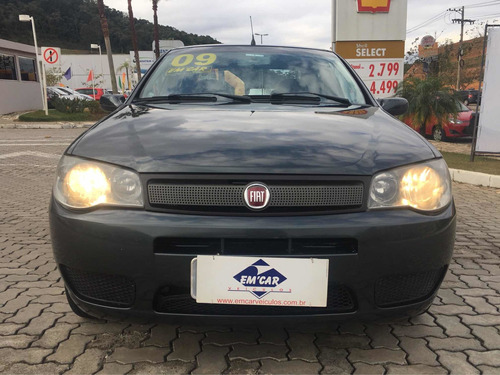 fiat siena 1.0 fire celebration flex 4p 2009