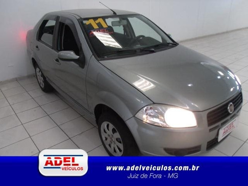 fiat siena 1.0 mpi el 8v flex 4p manual
