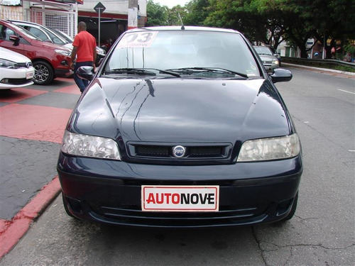 fiat siena 1.3 mpi fire elx 16v gasolina 4p manual 2002/2003