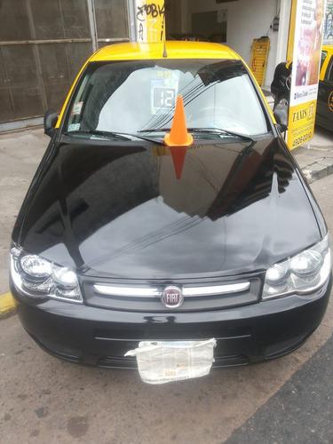 fiat siena 1.4 2013 taxi gnc (m)