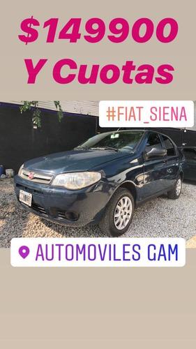 fiat siena 1.4 attractive - financiacion exclusiva