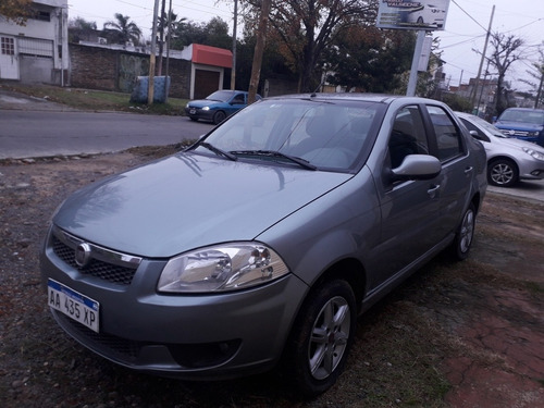 fiat siena 1.4 el pack attractive 82 hp 2016