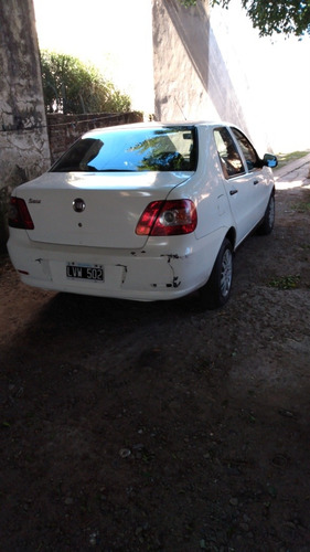 fiat siena 1.4 el pack attractive + seguridad 2012