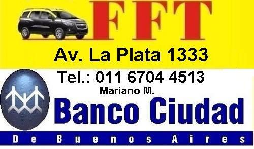fiat siena 14 el pack attractive taxi con licencia
