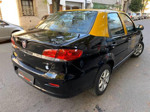 fiat siena 1.4 secure i taxi i unico dueño i financio