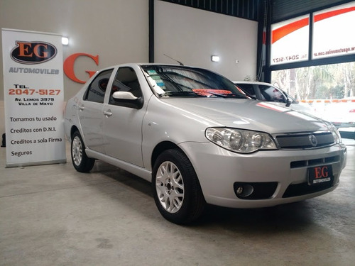 fiat siena 1.8 hlx pack active / electrico impecable eg