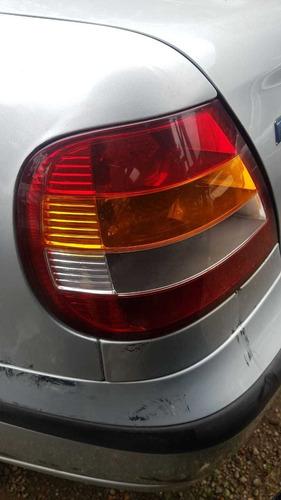 fiat siena 2004 airbag motor câmbio diferencial sucata