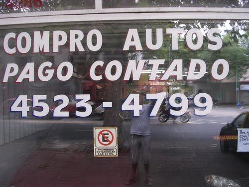 fiat siena 2010 taxi y ex taxi  compro