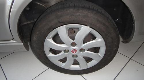 fiat siena el 1.0 flex 2011 completo, pneus novos, periciado