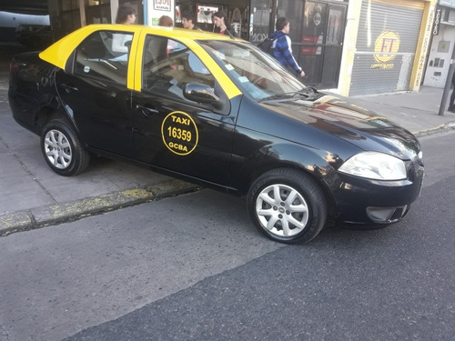 fiat siena  el 1.4 gnc taxi