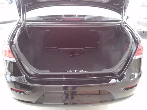 fiat siena el negro motor 1.4 nafta con gnc 0km autonovo s.a