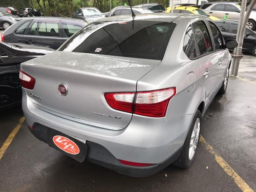 fiat siena essence 1.6 16v flex aut.