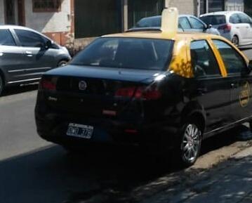 fiat siena taxi