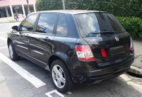 fiat stilo 1.8 8v flex dualogic 5p 2010