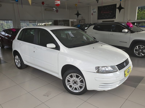 fiat stilo 1.8 8v(connect)(flex) 4p  2007