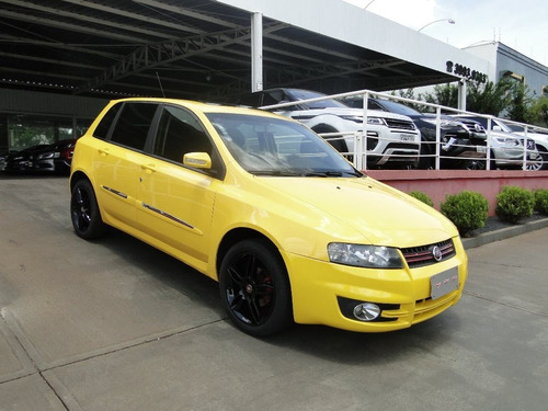 fiat stilo 1.8 mpi sporting 8v flex 4p manual