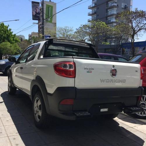fiat strada 0km 2020 plan gobierno/ pimes solo con tu dni a*