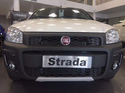 fiat strada 0km - adventure o working - anticipo + cuotas!