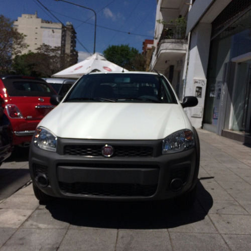 fiat strada 0km working nueva camioneta 2020 full autos o4