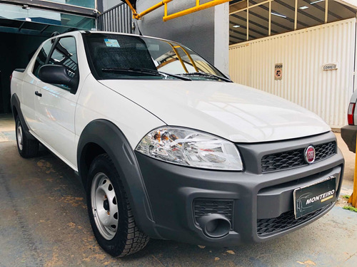 fiat strada 1.4 hard working cab. dupla flex 3p 2020