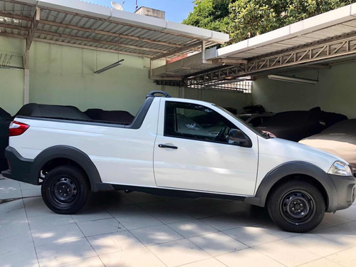 fiat strada 1.4 hard working flex 2p 2017/2018