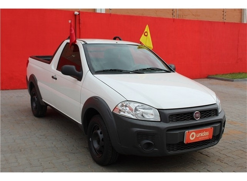 fiat strada 1.4 mpi working cs 8v flex 2p manual