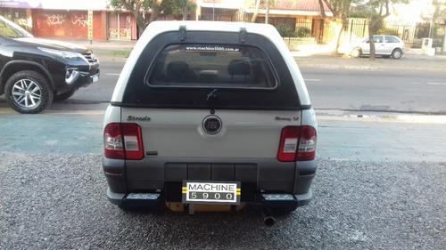 fiat strada 1.4 working 2012
