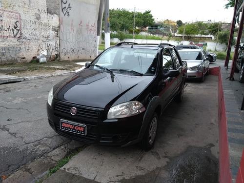 fiat strada 1.4 working cab. dupla flex 2p