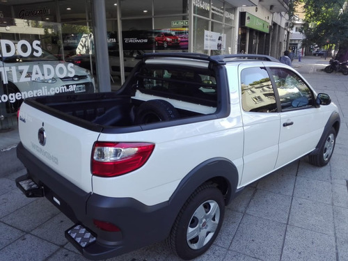 fiat strada 1.4 working cabina doble 3p 0km 2020 (el)