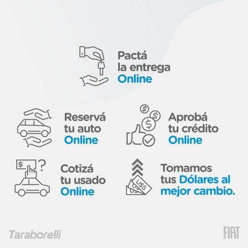 fiat strada 1.4 working cabina doble entrega oferta 2020