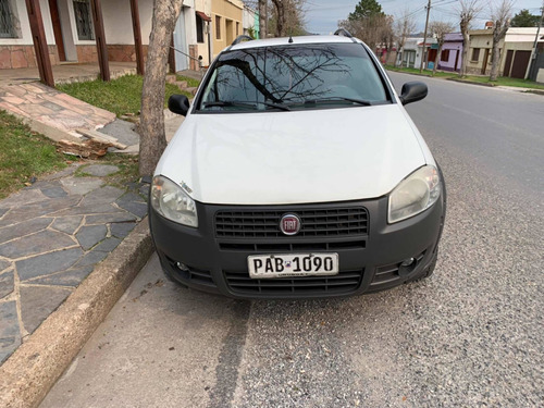 fiat strada 1.4 working cd 2012