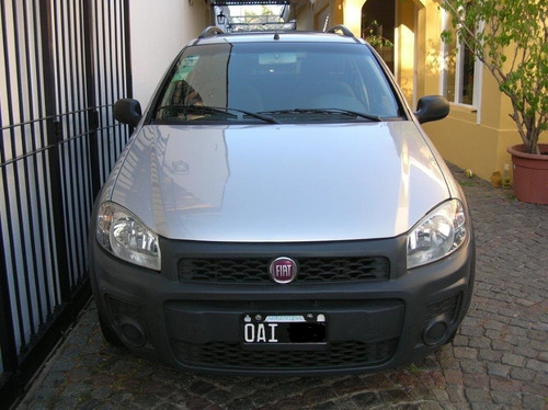 fiat strada 1.4 working cd 2014
