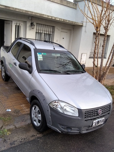 fiat strada 1.4 working cd c/aa 2013