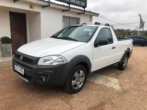 fiat strada 1.4 working cs 2020 pick up