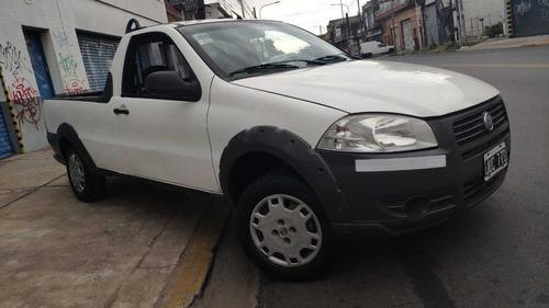 fiat strada 1.4 working cs aa 2012 oportunidad liquido!!!!!