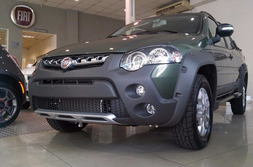 fiat strada 1.4 working cs - anticipo minimo 95mil - l