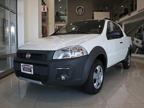 fiat strada 1.4 working doble cabina